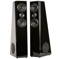 Ultra Speakers - Ultra Tower - SVS Tower Speakers, Bookshelf Speakers, Speaker Stands, Built In Speakers, Big Speakers, Best Floor Standing Speakers, Crossover, Best Home Theater Speakers, Ultra Series