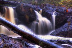 Hatchery Creek Falls