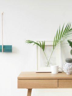 DIY Frame Lamp IKEAHACK @monsterscircus
