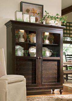 Lovely Home Gallery Furniture For Paula Deen Home, The Bag Ladyu0027s Cabinet