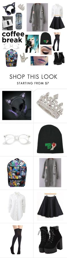"""""""back to school in 2 days"""" by kittycatprincess ❤ liked on Polyvore featuring Garrard and rag & bone"""
