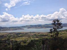 Lago Calima.