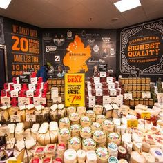 Photos: Inside Whole Foods Gowanus, A Massive Supermarket Tribute To Brooklyn