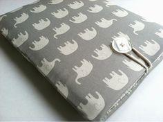 Cute+iPad+Sleeve+iPad+Case+Padded+Cover++van+bertiescloset+op+Etsy,+$26,99
