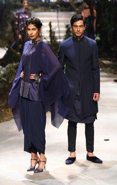 aifwaw17d4s3grand-finalerunway299 Edwardian Fashion, Gothic Fashion, Indian Fashion, Mens Fashion, Wedding Kurta For Men, Wedding Dress Men, Tarun Tahiliani, India Fashion Week, Vogue India