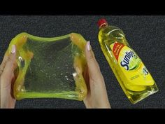 No Glue Paper Slime , Testing No Glue Paper Slime Recipe, Only 2 Ingredients Paper and Dishsoap - YouTube