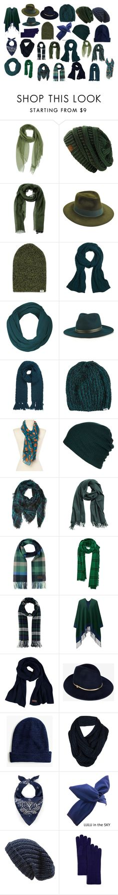 """green and blue"" by mirielanarion on Polyvore featuring moda, Liviana Conti, Arcieri, Larose, Vans, Brooks Brothers, Janessa Leone, Nümph, Volcom i Forever 21"