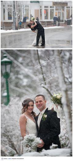 llbean wedding - Main Street Freeport!
