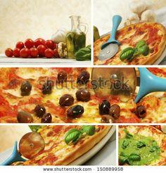 pizza time by Donatella Tandelli, via Shutterstock