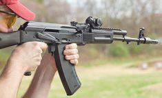 Ultimak on a nice. Ak Parts, Kalashnikov Rifle, Ak 74, Assault Rifle, Country Of Origin, Arsenal, Savannah Chat, Guns, Fire