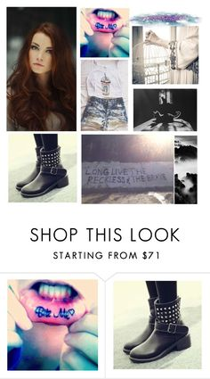 """Untitled #3571"" by armamak ❤ liked on Polyvore featuring Bayo"