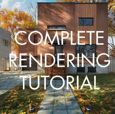 House Archviz Complete Tutorial Lesson #1 Adding the refference planes