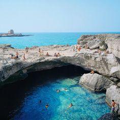 roca vecchia, italia
