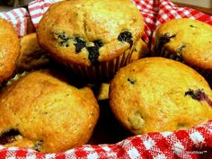 ... recipes on Pinterest | Blueberries, Blueberry syrup and Corn muffins