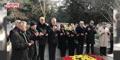 """#ÇetinEmeç mezarı başında anıldı: SUADİYE'deki evinin önünde 7 #Mart 1990 günü uğradığı silahlı saldırıda, henüz 55 yaşındayken hayatını kaybeden Hürriyet Gazetesi Genel Yayın Yönetmeni #ÇetinEmeç ile şoförü Sinan Ercan, ölümlerinin 28. yılında mezarları başında anıldı. Hürriyet Gazetesi Genel Yayın Yönetmeni Fikret Bila, #ÇetinEmeç için """"Hem gazeteleri yönetirken, hem de yazı yazarken asla kalemini eğip bükmedi ve bizlere çok büyük bir örnek oldu. Bizim yetişmemize de çok büyük katkısı…"""