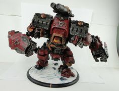 Plastic Crack: Khador Conquest part: VI
