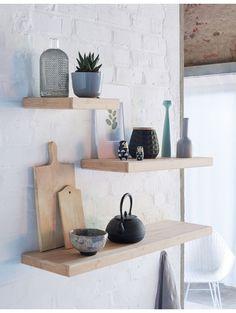 Wandregal Jetzt bestellen unter: https://moebel.ladendirekt.de/wohnzimmer/regale/haengeregale/?uid=e750cce5-db9e-57a1-851d-7d0daee66e0b&utm_source=pinterest&utm_medium=pin&utm_campaign=boards #wohnzimmer #haengeregale #miavilla #regale