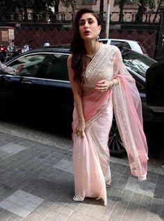 Kareena Kapoor Khan arrives for Soha Ali Khan's wedding | PINKVILLA