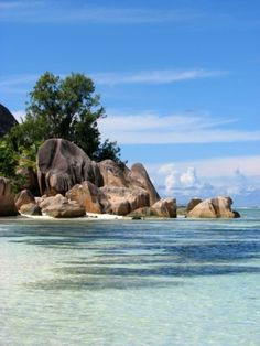 Anse source d'argent, #seychelles. #buongiorno
