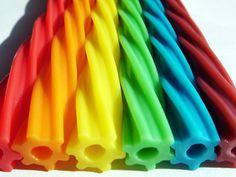 rainbow licorice