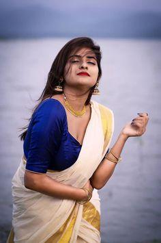 Beauty Full Girl, Beauty Women, Girl Pictures, Girl Photos, Cute Couples Photography, Glam Photoshoot, Kerala Saree, Indian Girl Bikini, Indian Girls Images
