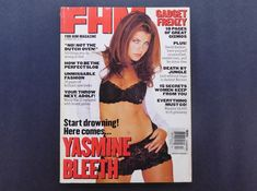 Hope Fashion, 90s Fashion, Vintage Pants, Vintage Outfits, Yasmine Bleeth, 90s Culture, English Magazine, Magazine Advert, Male Magazine