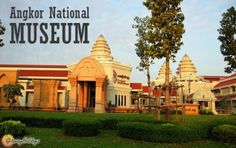 Top Attractions to Visit in #SiemReap: Angkor National Museum  #Cambodia