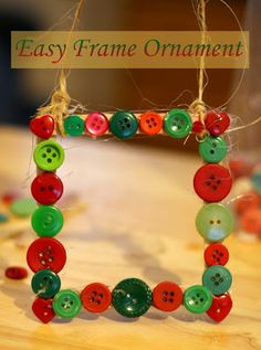More Than A Coupon Queen : Easy Christmas Ornament #ChristmasDIY