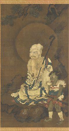 a luohan & a demon 1500