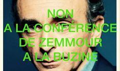 Social - Signez la pétition : Non à la venue de Eric Zemmour au Château de la Buzine !