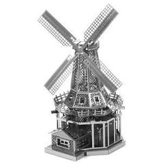 NYCwebStore.com - Windmill 3D Laser Cut Model, $11.99 (http://www.nycwebstore.com/windmill-3d-laser-cut-model/)