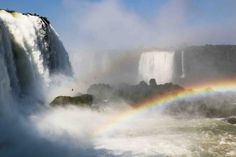 A special private tour to the Brazilian and Argentinean side of the Iguassu Falls In this trip, you will know why the Iguassu Falls is one of the Seven Wonders of the Nature. Discovery the waters of Iguassu river. The tour is conducted on a trail with an extension of 1200 meters in the Brazilian side.  In the Argentinean side, you will see the falls from above! And get very near to the mean attraction of the place. To get there you will take a train and enjoy the nature until the falls.