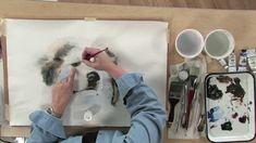 Watercolor Secrets: Realistic Pets with Carrie Stuart Parks