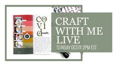 🔴 Live Craft With Me 2020 | Traveler's Notebook Travelers Notebook, Live, Crafts, Manualidades, Handmade Crafts, Craft, Arts And Crafts, Artesanato, Handicraft