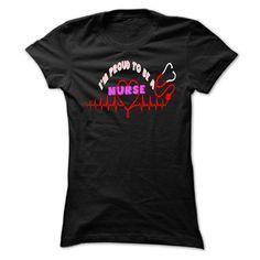 (Tshirt Popular) im proud to be a nurse [Tshirt Best Selling] Hoodies, Tee Shirts
