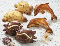 水族館の人気者が可愛いパン&お菓子に♪ - リーガロイヤルホテル京都のブログ - 宿泊予約は[じゃらん]