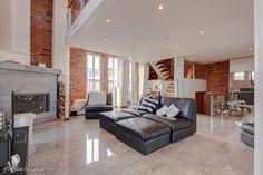 Myytävät asunnot, Haarlankatu 1, Tampere #oikotieasunnot #loft Decor, Interior Decorating, Interior, Home, Loft, Beautiful Homes