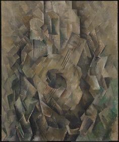 Georges Braque 'Mandora', 1909–10 © ADAGP, Paris and DACS, London 2016