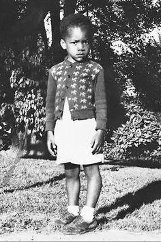 Young Jimi Hendrix
