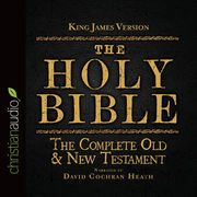 The Holy Bible in Audio - King James Version: The Complete Old