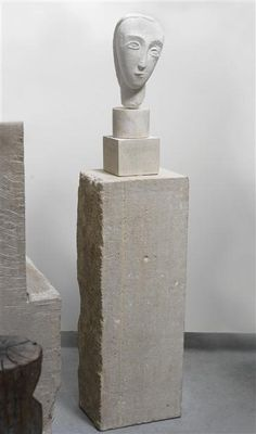 Constantin Brancusi,Socle ,  1 Janvier 1930