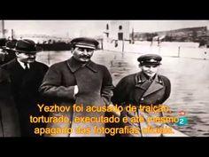 Josef Stalin - Dez Vezes Pior que Hitler - Tirano Sanguinolento e Psicopata - Historia