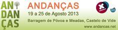 Festival | Andanças | 19 a 25 de Agosto | Castelo de Vide