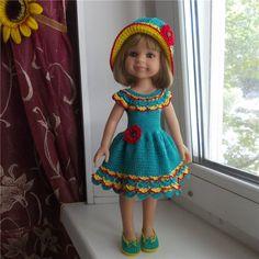 Летние наряды для Паолок / Одежда и обувь для кукол - своими руками и не только / Бэйбики. Куклы фото. Одежда для кукол
