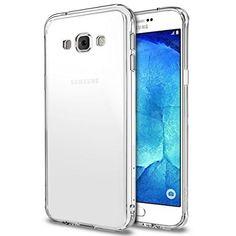 Capa para Celular Samsung Galaxy A8 Gel Top Premium na EagleTechz capas para celular