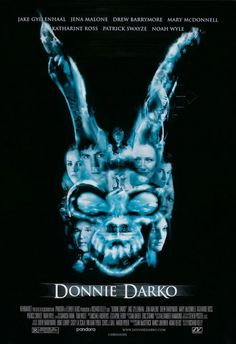 Donnie Darko; maybe Donnie's just crazy, or maybe greater forces are at work