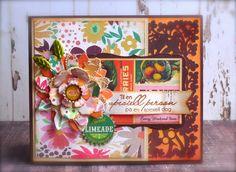 Synnøves Papirverksted: Autumn sweetness