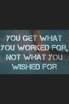 Determination! :)
