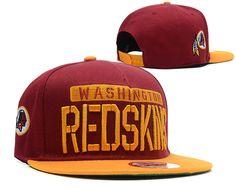 NFL Washington Redskins New Era Snapback Red 050 9510|only US$8.90