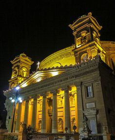 ˚Mosta's Church - Malta